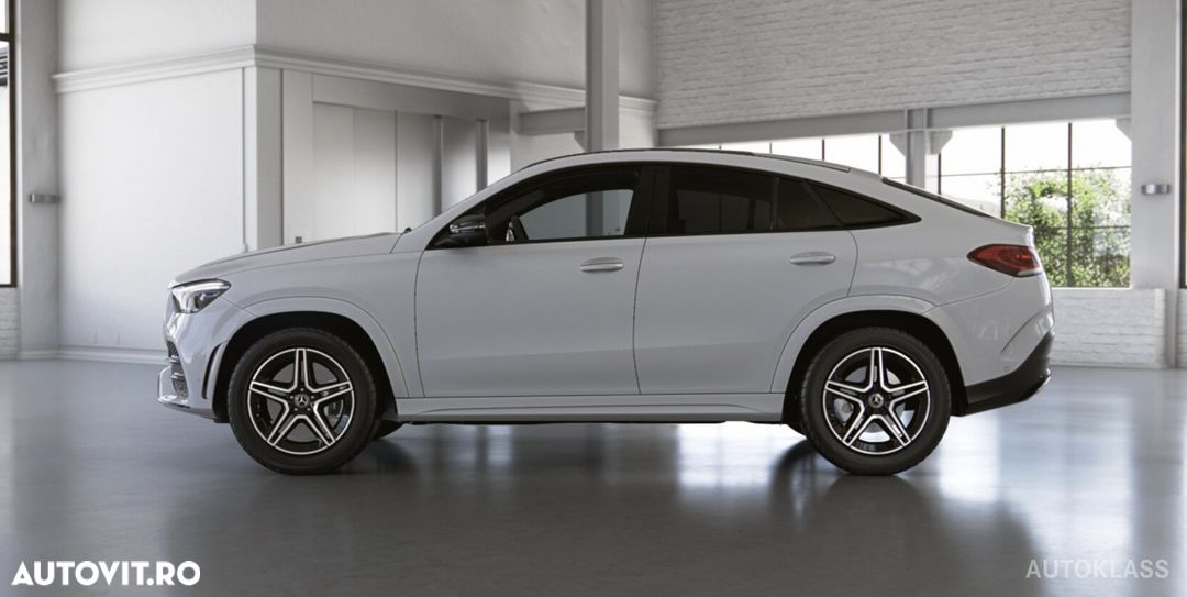 Mercedes-Benz GLE Coupe - 2