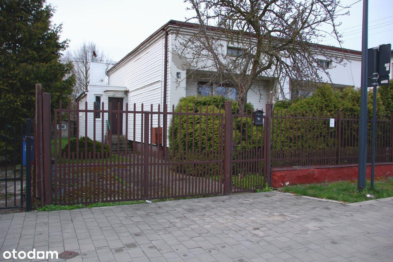 DOM, działka 300m2 – Łódź – Polesie, ul. Mundurowa