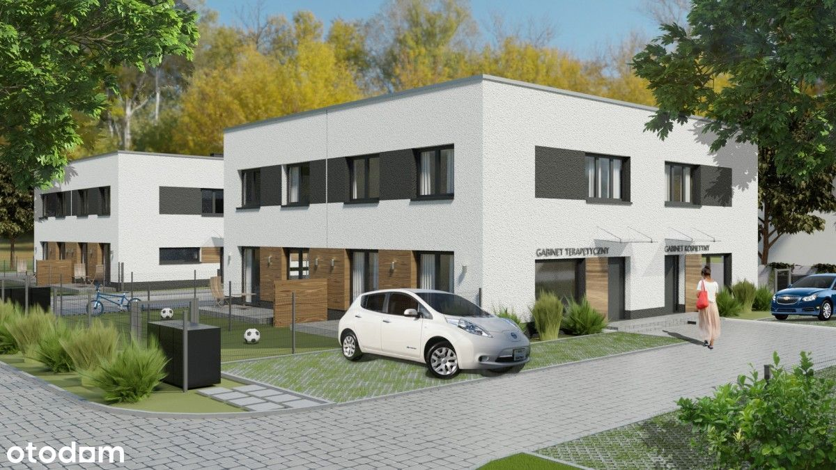 Ostatnie dwa domy - Gliwice /Łabędzka!