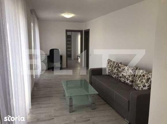 Apartament de inchiriat cu 2 camere, 58 mp + 24 mp terasa, zona...