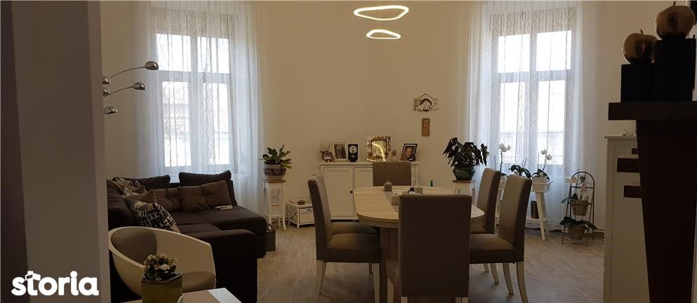Apartament 4 camere CENTRAL Cladire Istorica