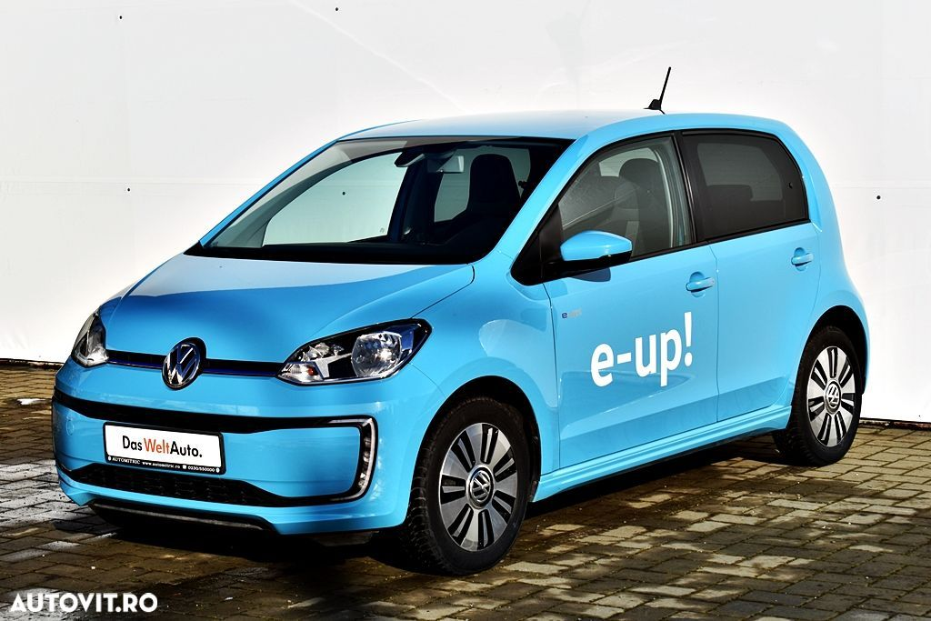 Volkswagen up! e-up! - 1
