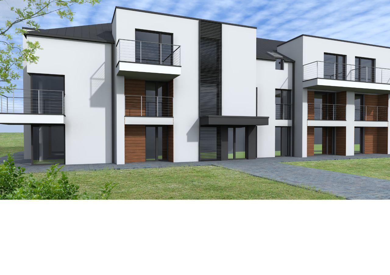Zielony Gaj Mieszkanie na parterze M13D