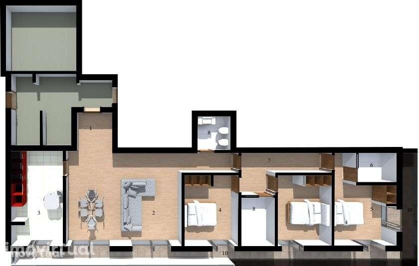 Apartamento para comprar, Viseu - Foto 1
