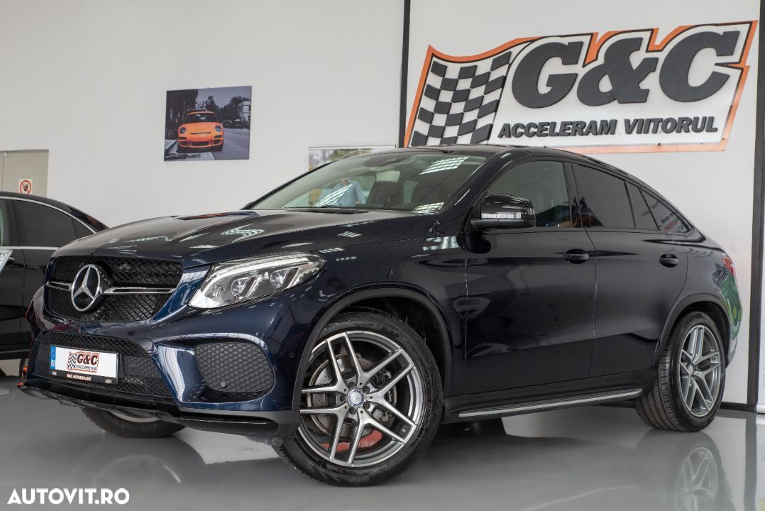 Mercedes-Benz GLE Coupe 350 - 36