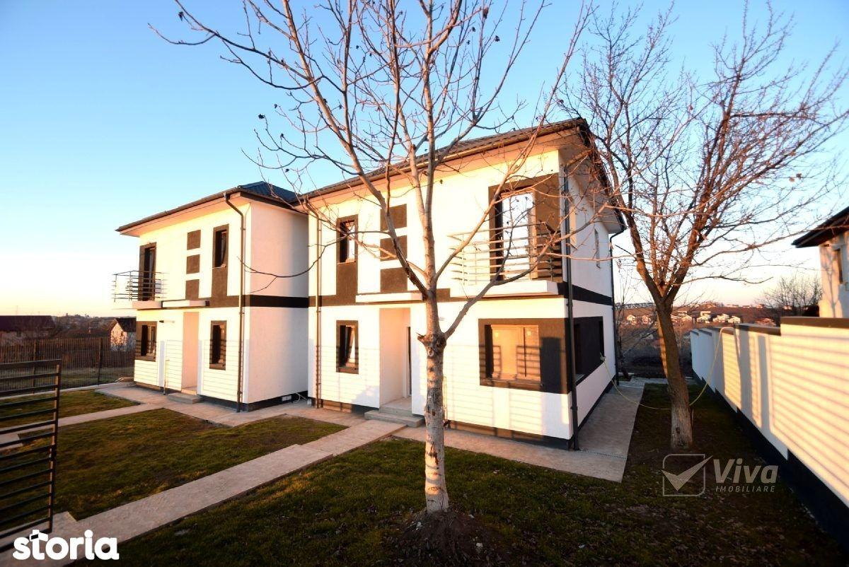 Vila design modern 4 cam cu mutare imediata la strada Miroslava!