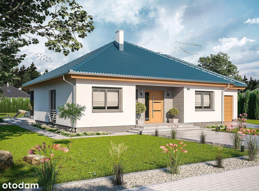 Dom jednorodzinny nowy Tryton II