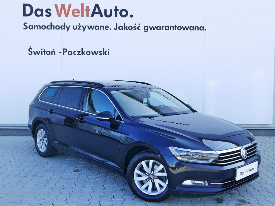 2.0 TDI 150KM Comfortline Manual Lane Assist Full Led Gwarancja