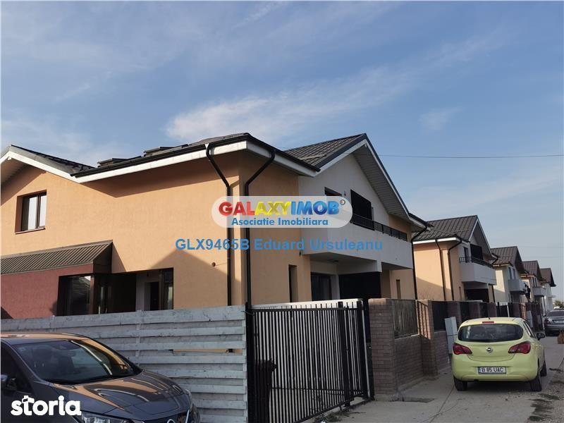 NOU*  Vila 5 camere  Ambasador Residece Magurele, toate utilitatile