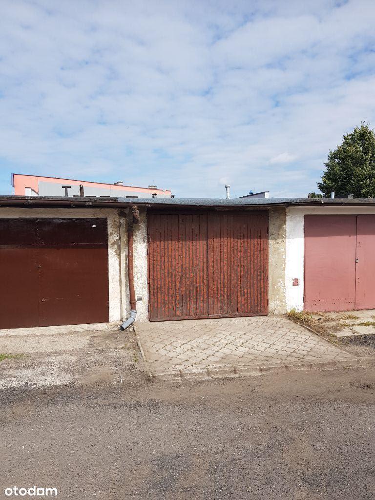 Garaż osiedle Sikorskiego