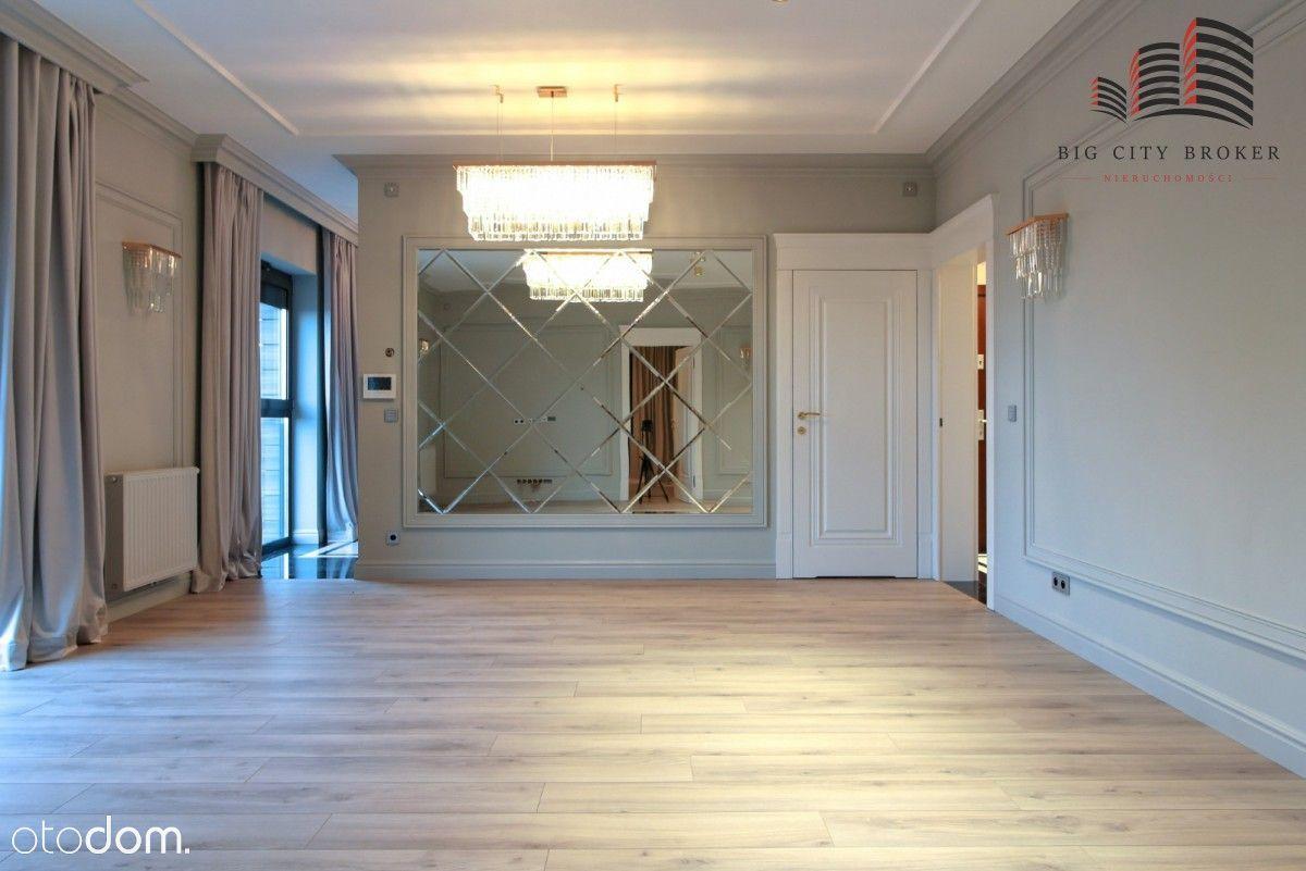 Apartament 118 m, ul. Nałęczowska, ostatnie piętro