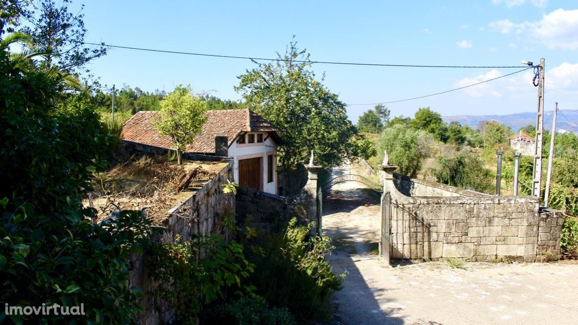 Quinta do Paço (Casa de Montemuro) T17 | Cinfães