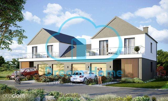 Nowe domy - zielona okolica