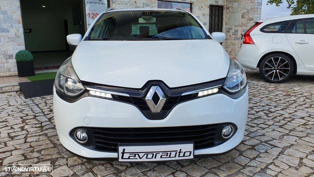 Renault Clio Sport Tourer 0.9 TCE LIMITED - 3