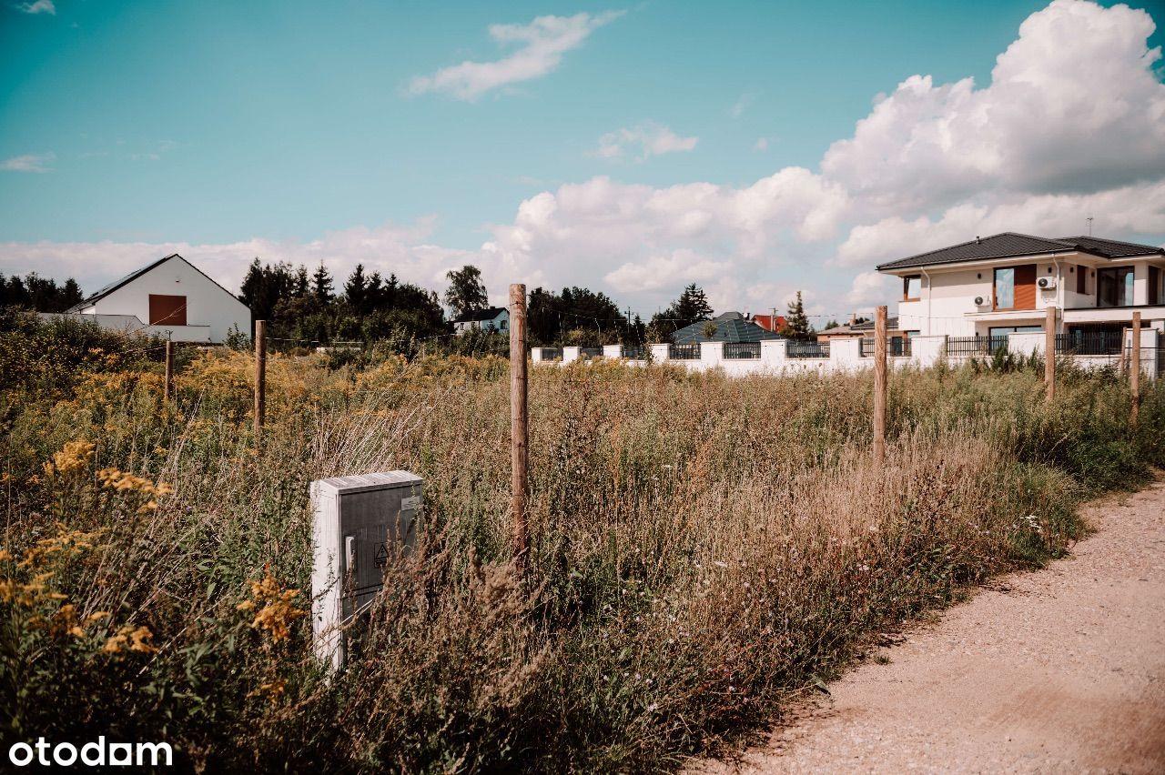 Działka budowlana z WIDOKIEM na Wisłę NOWE osiedle