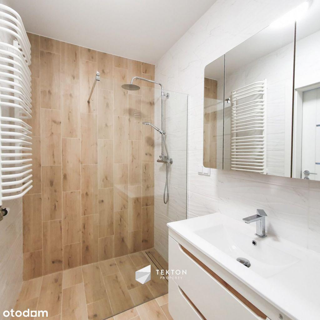 42 m2 / balkon / Kliny / piękny widok