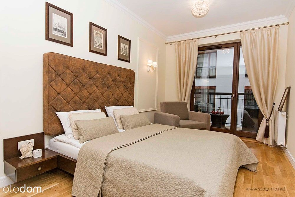 Elegancki Apartament przy ul. Szafarnia (Marina)