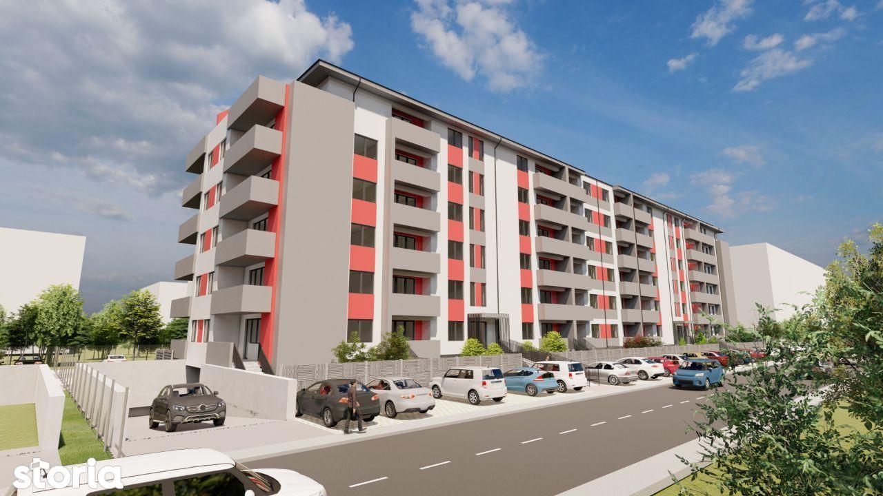 Apartament 2 camere cu curte, metrou Berceni