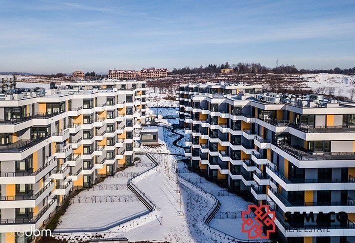 2 pokoje + balkon na północy Krakowa