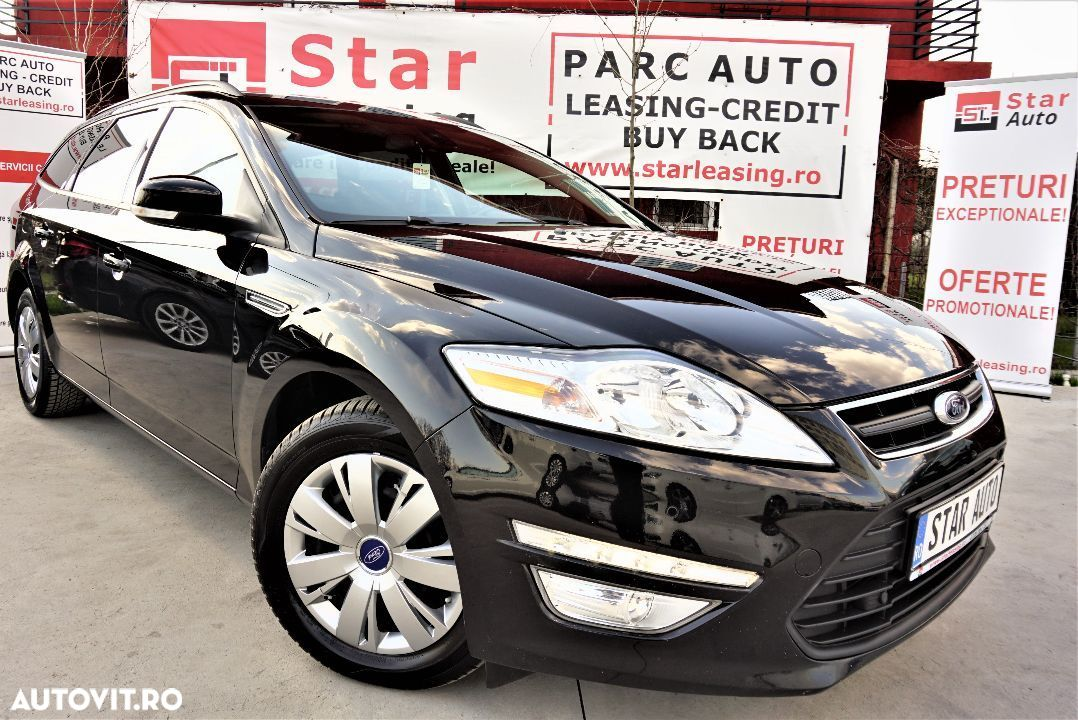 Ford Mondeo 2.0 - 40