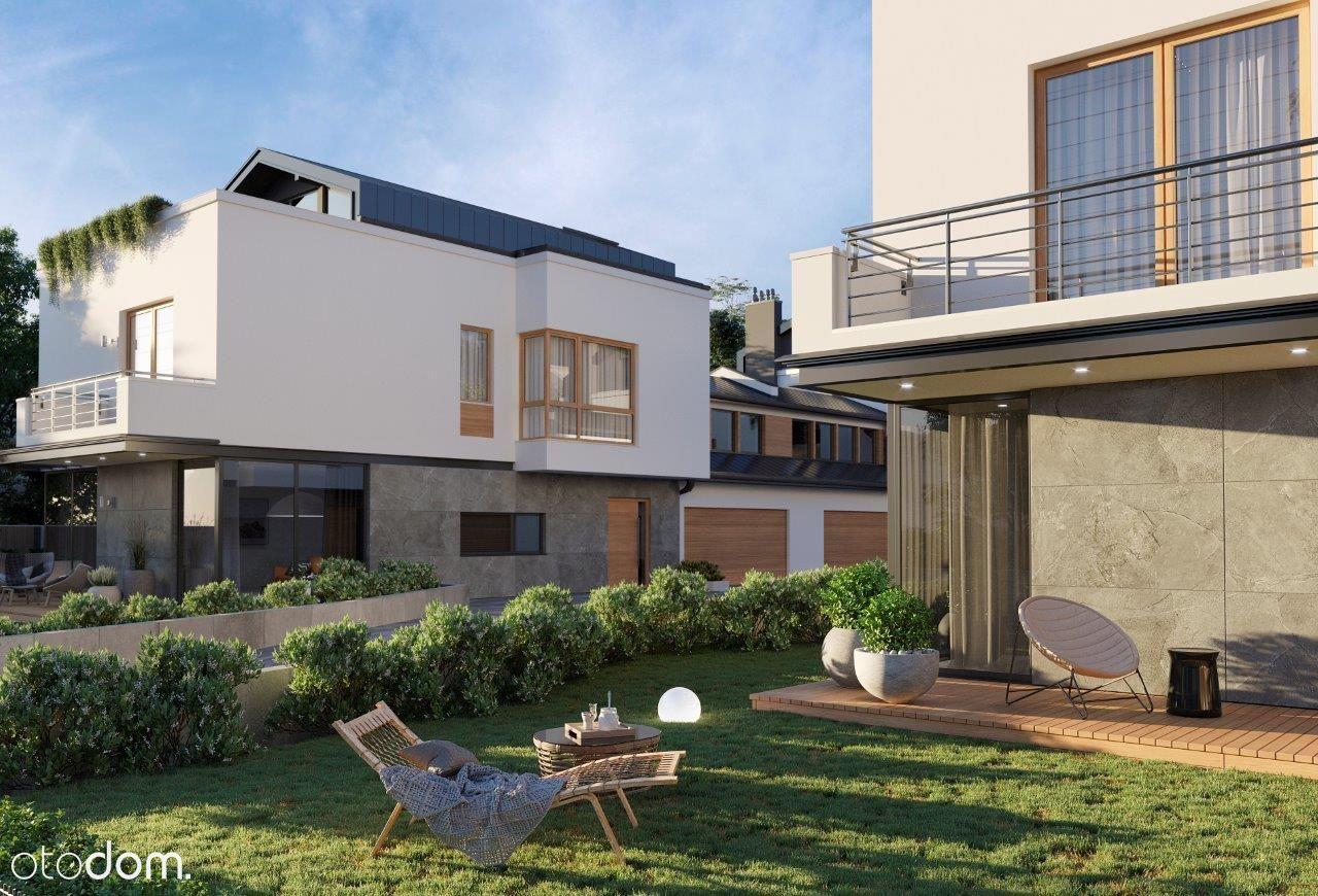 Willa Młociny - nowoczesne domy