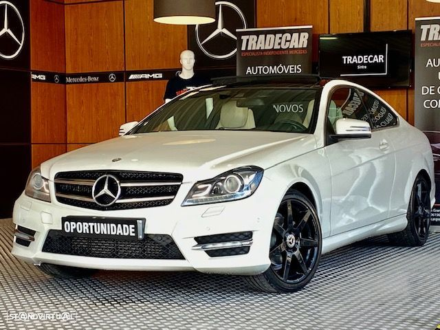 Mercedes-Benz C 250 CDi BE Aut. - 7