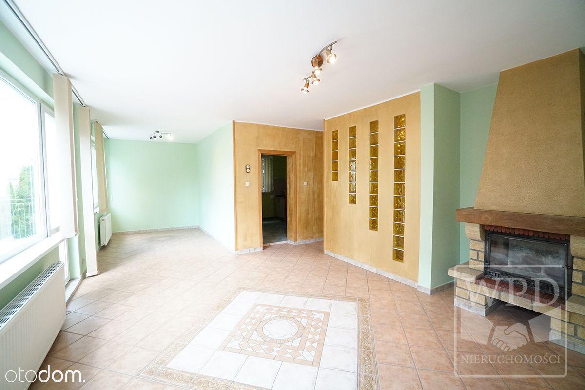 Atrakcyjny dom na Ołtaszynie Piękna zieleń