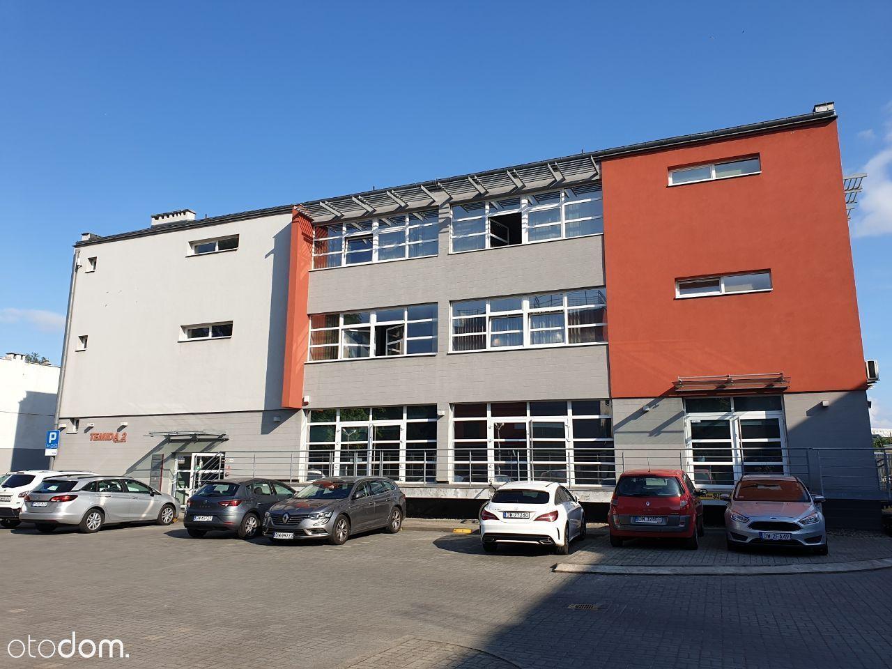 Lokal biurowy na wynajem 215 m2, I piętro Wrocław