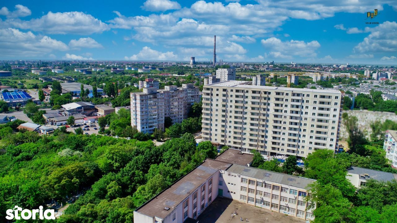 Rate la dezvoltator 2 camere la cheie - Solid Residence Zona Intim