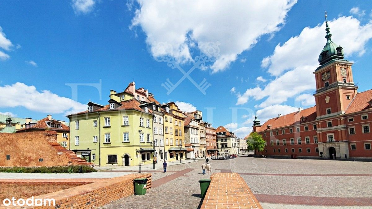 Apartament Plac Zamkowy Old Town Apartment