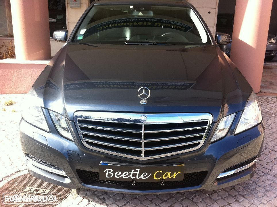 Mercedes-Benz E 250 CDi Avantgarde BE Auto. - 4