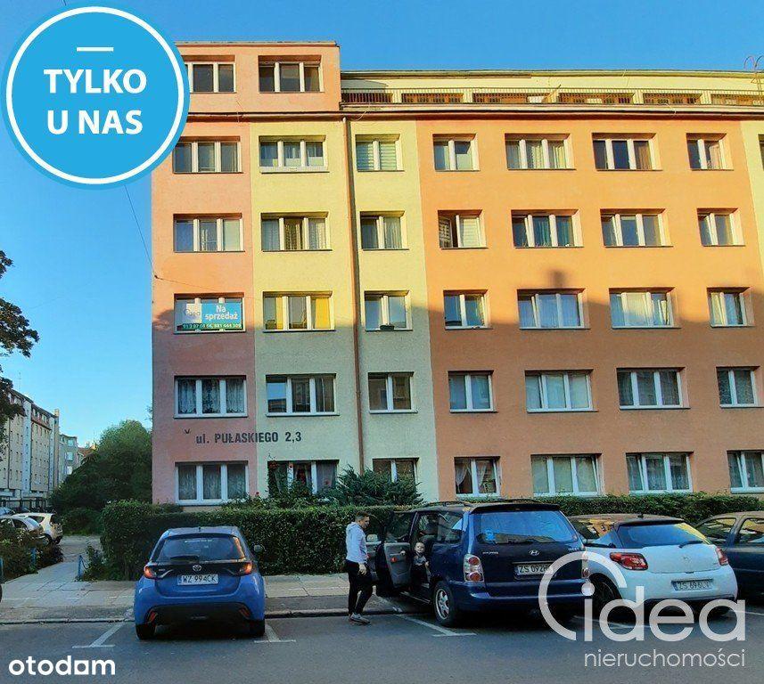 2 pokojowe z miejscem parkingowym na ul Pułaskiego