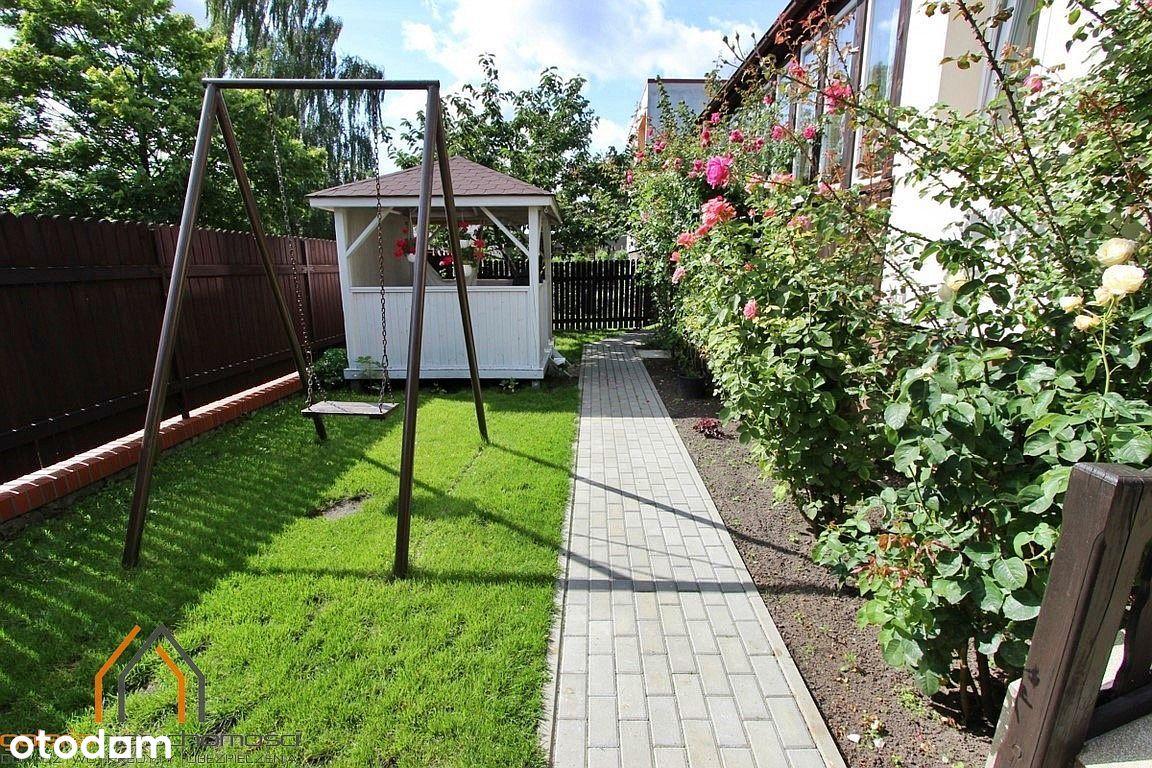 Atrakcyjna oferta, parter domu z ogrodem