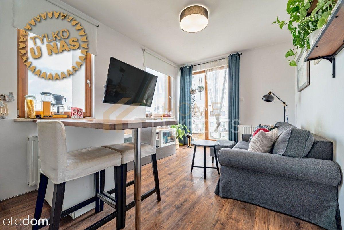 Na sprzedaż kompaktowe 3 pokojowe mieszkanie