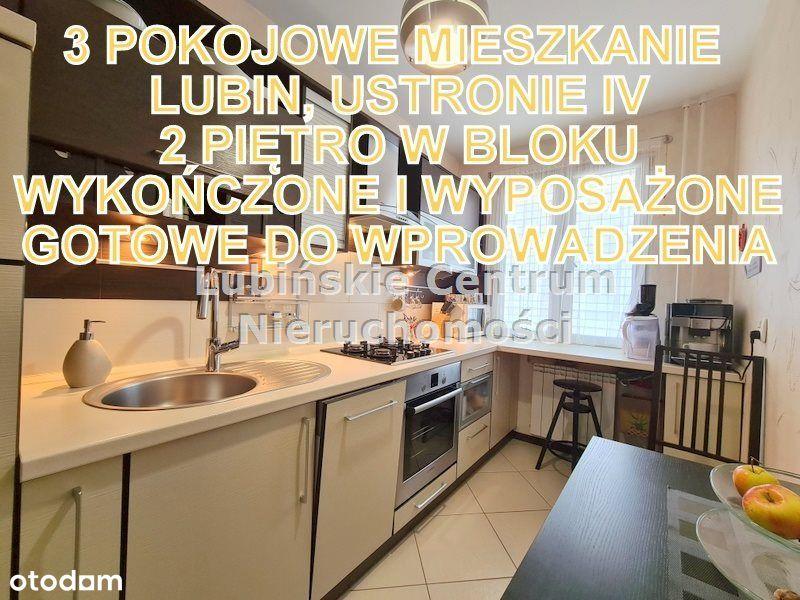 Mieszkanie, 62,10 m², Lubin
