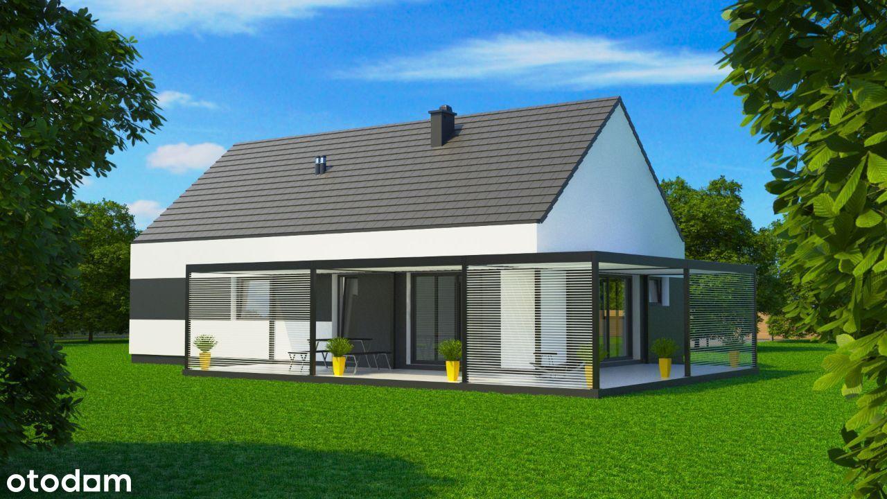Dom Energooszczędny Bieszkowice KT