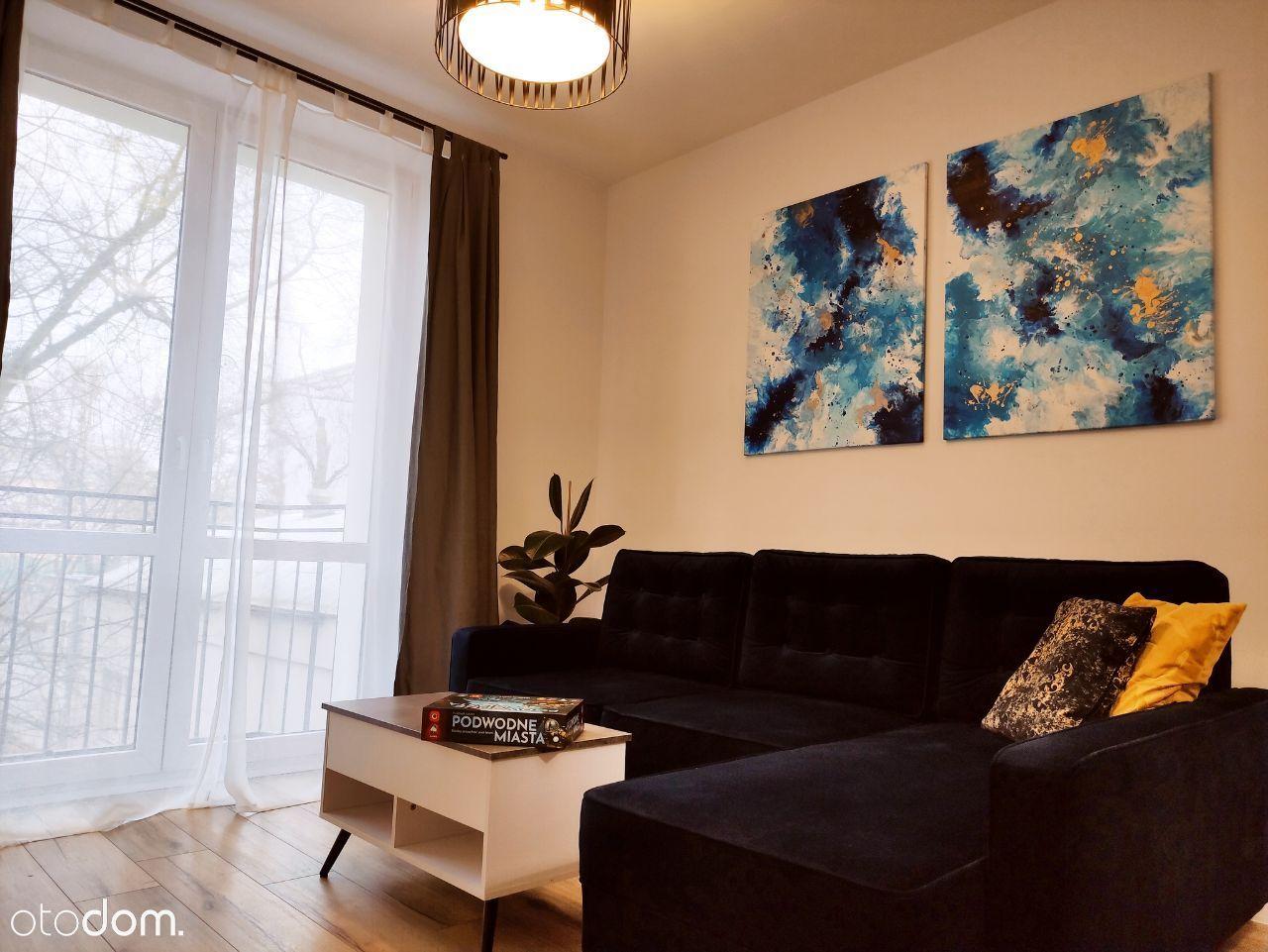 BEZPOŚREDNIO Dwupokojowe mieszkanie na Ochocie WUM