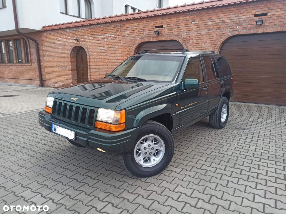 Jeep Grand Cherokee 5.2 V8 4x4 LIMITED stan idealny - 1