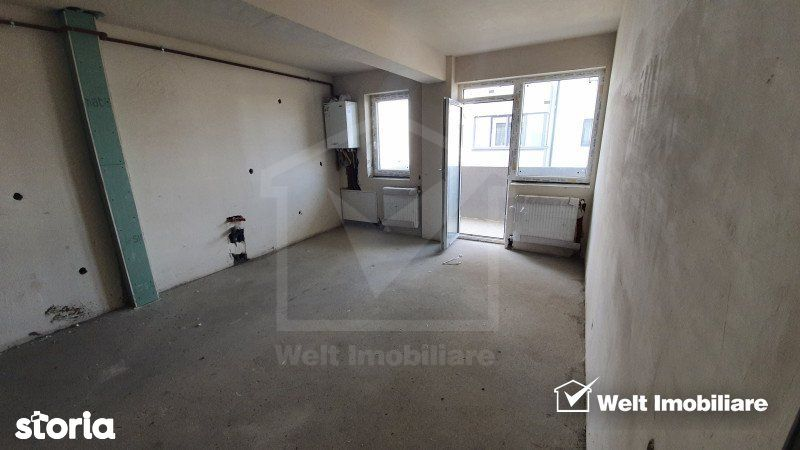 Apartmanent semifinisat, constructie 2018, zona Urusagului