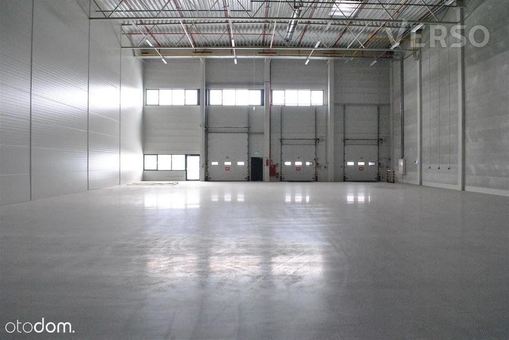 Magazyn/warehouse 2160 sqm. We speak english.