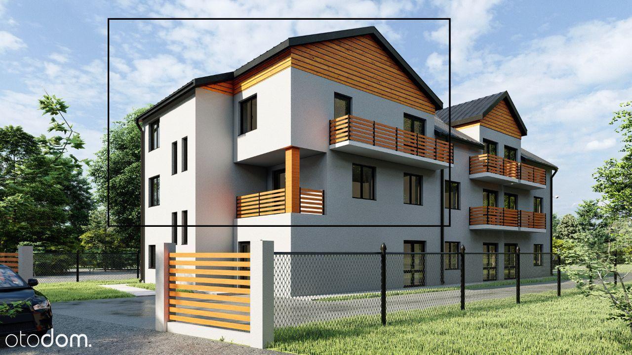Mieszkanie dwupoziomowe w Karpaczu