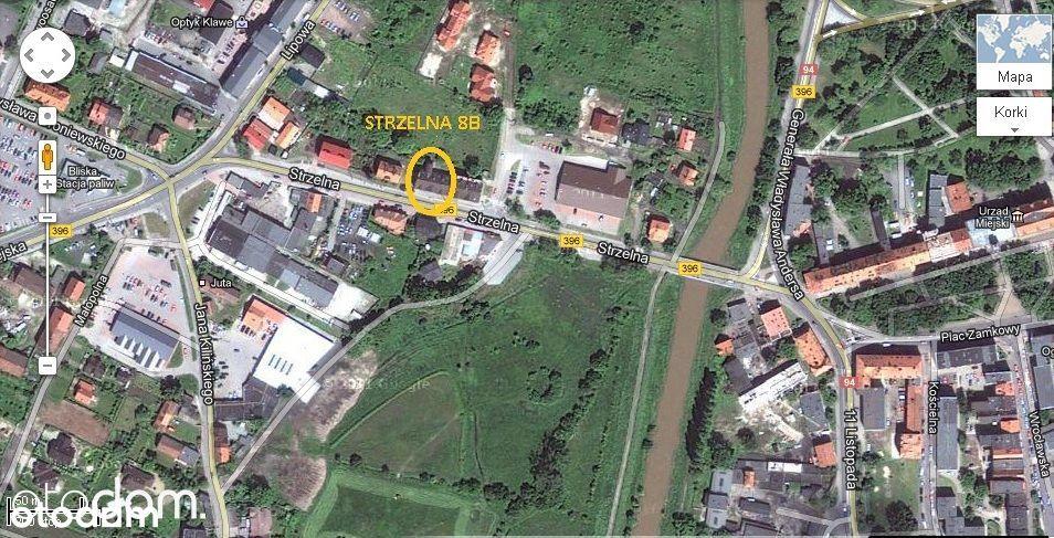 Oława, ul. Strzelna przy Aldi 53 metry