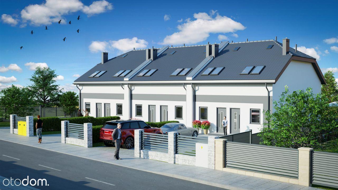 Ostatnie 3 pokoje 61 m2+ogród, pełne media, asfalt