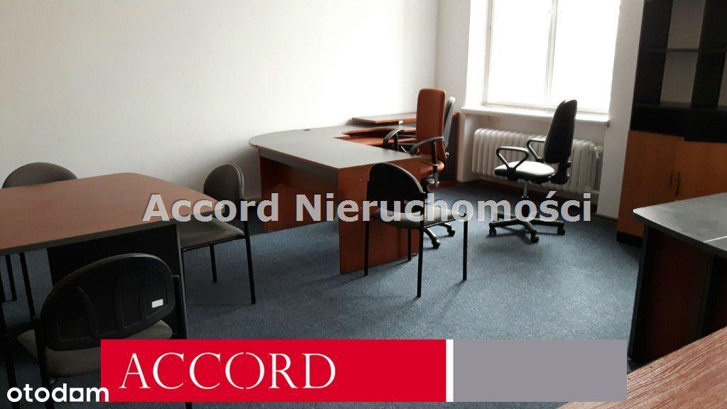 biuro 2 pokoje ok 56 m2, 2912 zł netto, centrum