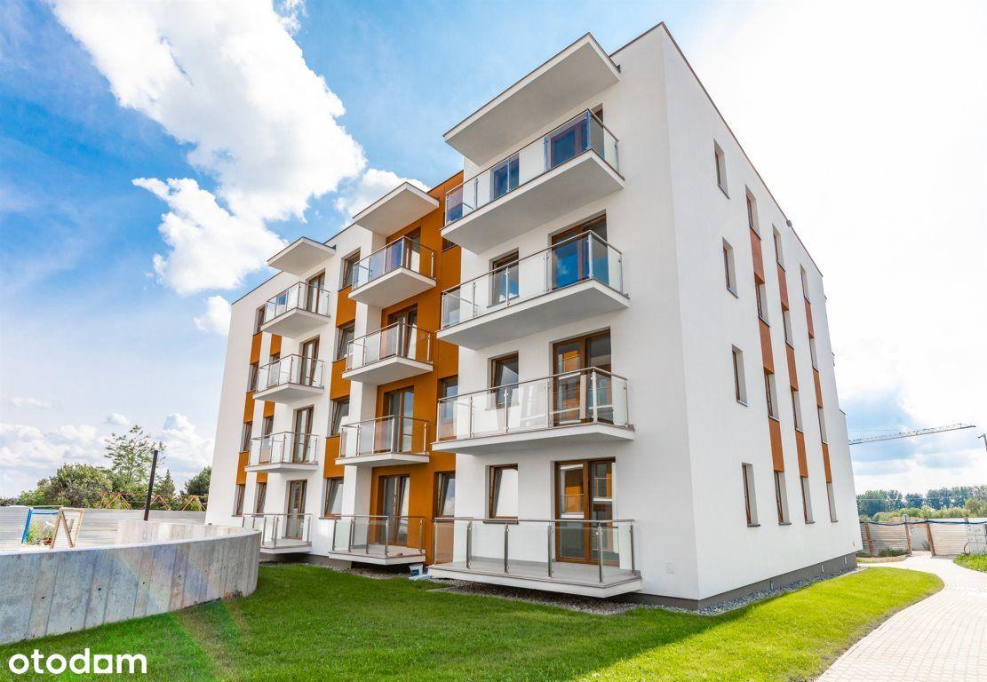 Mieszkanie 2 pokoje 33,47m2 na 2022 r.