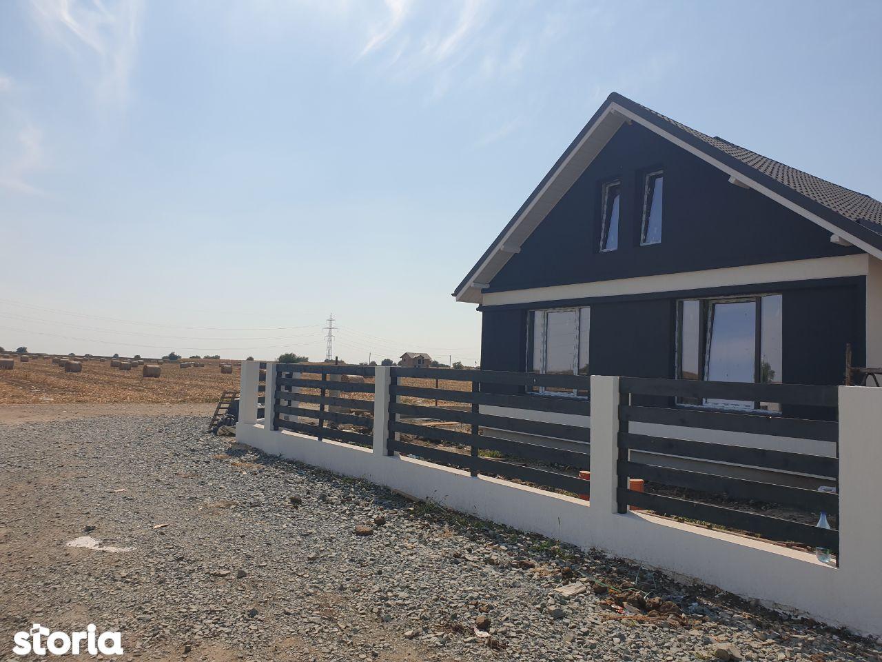 Casa racordata utilitati etaj mansardat Concept Residence Park Berceni