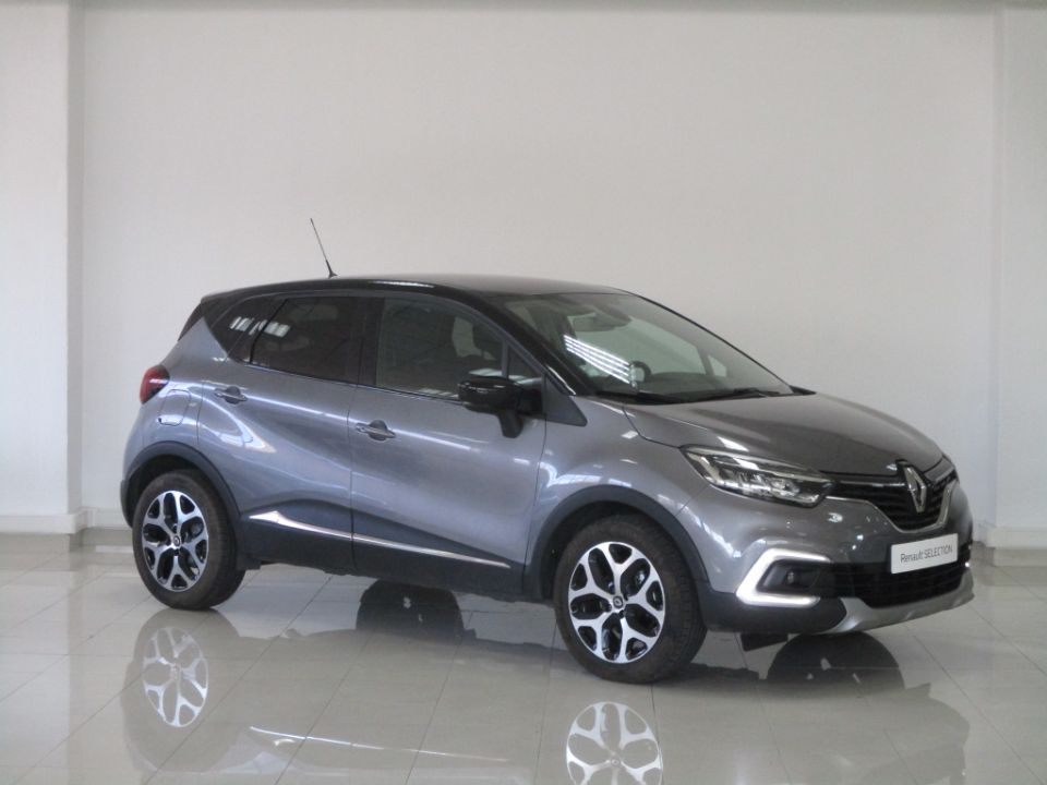 Renault Captur 1.5 dCi Exclusive