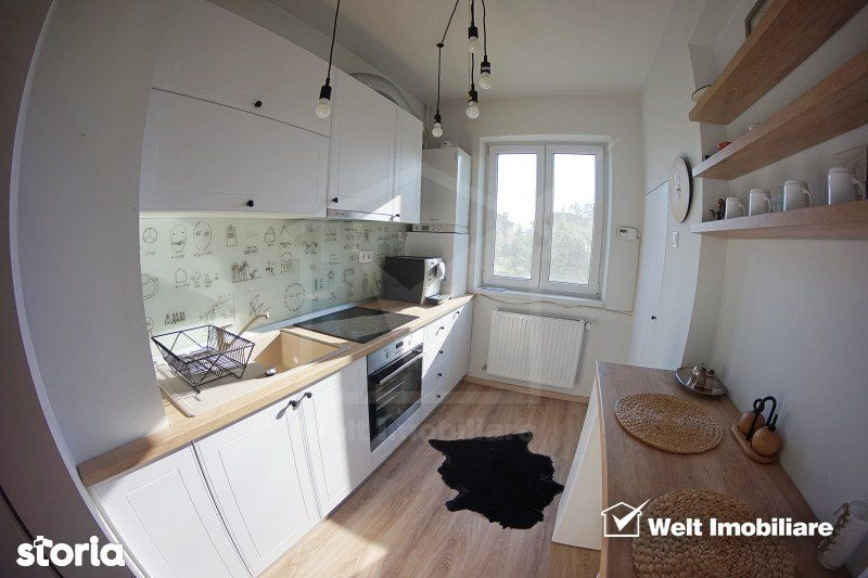 Apartament lux, 2 camere, decomandat, Piata Avram Iancu