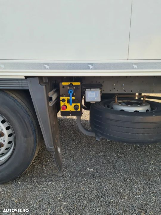 Volvo FH 460 X-Low Complet Pneumatic + SCB - 12