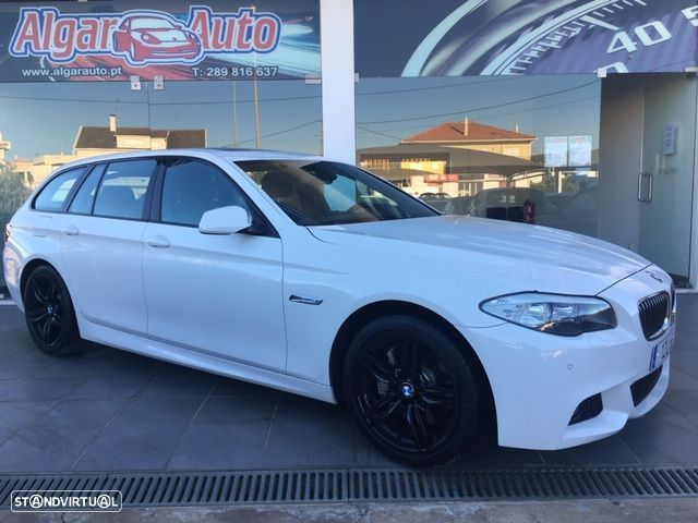 BMW 535 d Touring Pack M - 1
